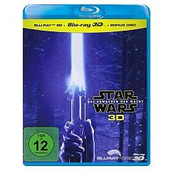 Star Wars - Das Erwachen der Macht 3D (Blu-ray 3D + Blu-ray + Bonus Blu-ray) Blu-ray
