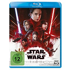 Star Wars: Die letzten Jedi (Blu-ray + Bonus Blu-ray) Blu-ray