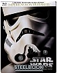 Star Wars: Episode 5 - Imperium Kontratakuje - Limited Edition Steelbook (PL Import mit dt. Ton) Blu-ray