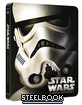 Star Wars: Episode 5 - El Imperio Contraataca - Limited Edition Steelbook (ES Import) Blu-ray
