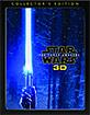Star Wars: The Force Awakens 3D (Blu-ray 3D + Blu-ray + Bonus Disc) (UK Import ohne dt. Ton) Blu-ray