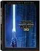 Star Wars: The Force Awakens 3D (Blu-ray 3D + Blu-ray + Bonus Disc + DVD + UV Copy) (US Import ohne dt. Ton) Blu-ray