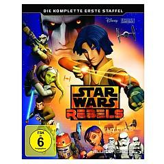 Star Wars Rebels: Die komplette erste Staffel Blu-ray
