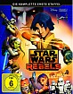 Star Wars Rebels: Die komplette  ... Blu-ray