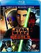 Star Wars Rebels: The Complete Third Season (UK Import) Blu-ray