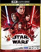 Star Wars: The Last Jedi 4K (4K UHD + Blu-ray + Bonus Blu-ray + UV Copy) (US Import ohne dt. Ton) Blu-ray