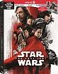 Star Wars: The Last Jedi - Target Exclusive Digibook (Blu-ray + Bonus Blu-ray + DVD + UV Copy + Buch) (US Import ohne dt. Ton) Blu-ray