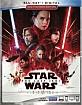 Star Wars: The Last Jedi (Blu-ray + Bonus Blu-ray + UV Copy) (US Import ohne dt. Ton) Blu-ray