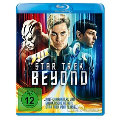 Star Trek: Beyond (2016) Blu-ray