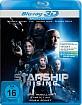 Starship Rising - Eine Rebellion startet mit einem Schiff 3D (Blu-ray 3D) (Neuauflage) Blu-ray