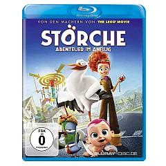 Störche - Abenteuer im Anflug (Blu-ray + UV Copy) Blu-ray