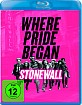 Stonewall - Where Pride Began (Blu-ray + UV Copy) Blu-ray