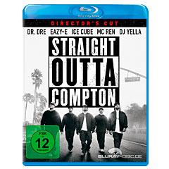 Straight Outta Compton - Kinofassung und Director's Cut (Blu-ray + UV Copy) Blu-ray