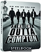 Straight Outta Compton - HMV Exclusive Limited Edition Steelbook (Blu-ray + UV Copy) (UK Import ohne dt. Ton) Blu-ray