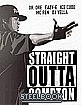 Straight Outta Compton - Filmarena Exclusive Limited Steelbook (CZ Import ohne dt. Ton) Blu-ray