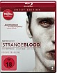 Strange Blood Blu-ray
