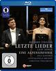 Strauss: Letzte Lieder - Eine Alpensinfonie Blu-ray