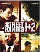 Street Kings 1+2 (Doppelset) (Limited Mediabook Edition) (AT Import) Blu-ray