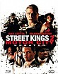 Street Kings 2 - Motor City (Limited Mediabook Edition) (Cover B) (AT Import) Blu-ray