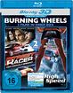 Street Racer - Der Asphalt brennt 3D + High Speed (2011) 3D (Burning Wheels Double Feature) (Blu-ray 3D) Blu-ray