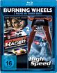Street Racer - Der Asphalt brennt + High Speed (2011) (Burning Wheels Double Feature) Blu-ray