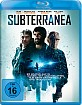 Subterranea Blu-ray