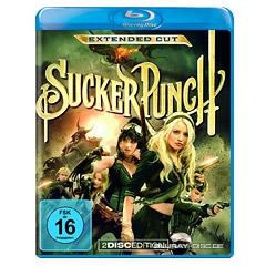Sucker Punch (2011) (Kinofassung & Extended Cut) Blu-ray