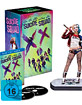 Suicide Squad (2016) 3D - Limited Digibook Edition inkl. Harley Quinn Figur (Blu-ray 3D + 2 Blu-ray) Blu-ray