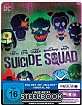 Suicide Squad (2016) 3D (Limited Steelbook Edition) (Blu-ray 3D + Blu-ray + UV Copy) Blu-ray