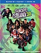 Suicide Squad (2016) 3D (Blu-ray 3D + Blu-ray + UV Copy) (US Import ohne dt. Ton) Blu-ray
