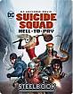 Suicide Squad : Le Prix de l'Enfer - Steelbook (FR Import) Blu-ray