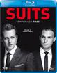 Suits: Tercera Temporada Completa (ES Import) Blu-ray