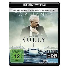 Sully (2016) 4K (4K UHD + Blu-ray + UV Copy) Blu-ray