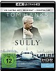 Sully (2016) 4K (4K UHD + Blu-ray + UV Copy) Blu-ray