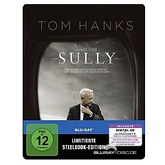 Sully (2016) (Limited Steelbook Edition) (Blu-ray + UV Copy) Blu-ray
