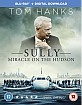 Sully (2016): Miracle on the Hudson (Blu-ray + UV Copy) (UK Import ohne dt. Ton) Blu-ray