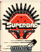 Superbad - Zavvi Exclusive Limited Edition Gallery 1988 Steelbook (UK Import ohne dt. Ton) Blu-ray