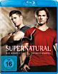Supernatural - Die komplette sechste Staffel Blu-ray