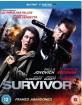 Survivor (2015) (Blu-ray + UV Copy) (UK Import ohne dt. Ton) Blu-ray