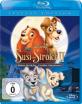 Susi und Strolch 2: Kleine Strolche - Großes Abenteuer! (Special Edition) Blu-ray