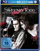 Sweeney Todd - Der teuflische Barbier aus der Fleet Street Blu-ray