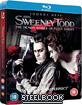Sweeney Todd: The Demon Barber of Fleet Street - Limited Edition Steelbook (UK Import) Blu-ray