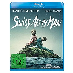 Swiss Army Man Blu-ray