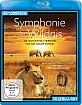 Symphonie der Wildnis (SD auf Blu-ray) Blu-ray