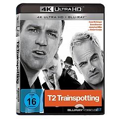 T2 Trainspotting 4K (4K UHD + Blu-ray) Blu-ray
