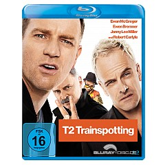T2 Trainspotting (Blu-ray + UV Copy) Blu-ray
