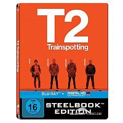 T2 Trainspotting (Limited Steelbook Edition) (Blu-ray + UV Copy) Blu-ray