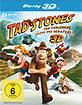 Tad Stones - Der verlorene Jäger des Schatzes 3D (Blu-ray 3D) Blu-ray