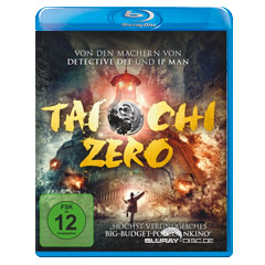 Tai Chi Zero Blu-ray