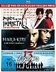 Takashi Miike-Box (3-Filme Set) (Neuauflage) Blu-ray